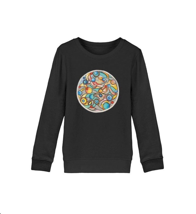 """""""Alles dreht sich"""" von Heinz Weld - Mini Changer Sweatshirt ST/ST-16"""
