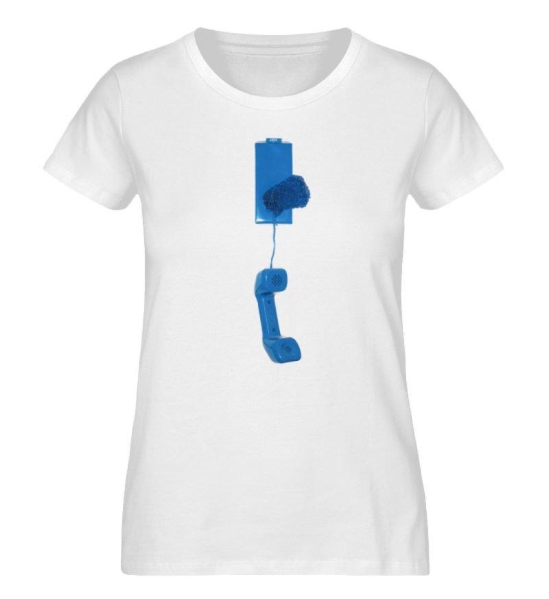 Nebensächliches, Abseitiges, Vergessenes - Ladies Organic Shirt-3