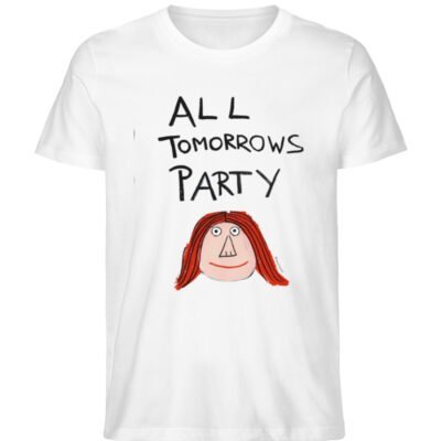 """All tomorrows Party"" von Irene Faster - Men Premium Organic Shirt-3"