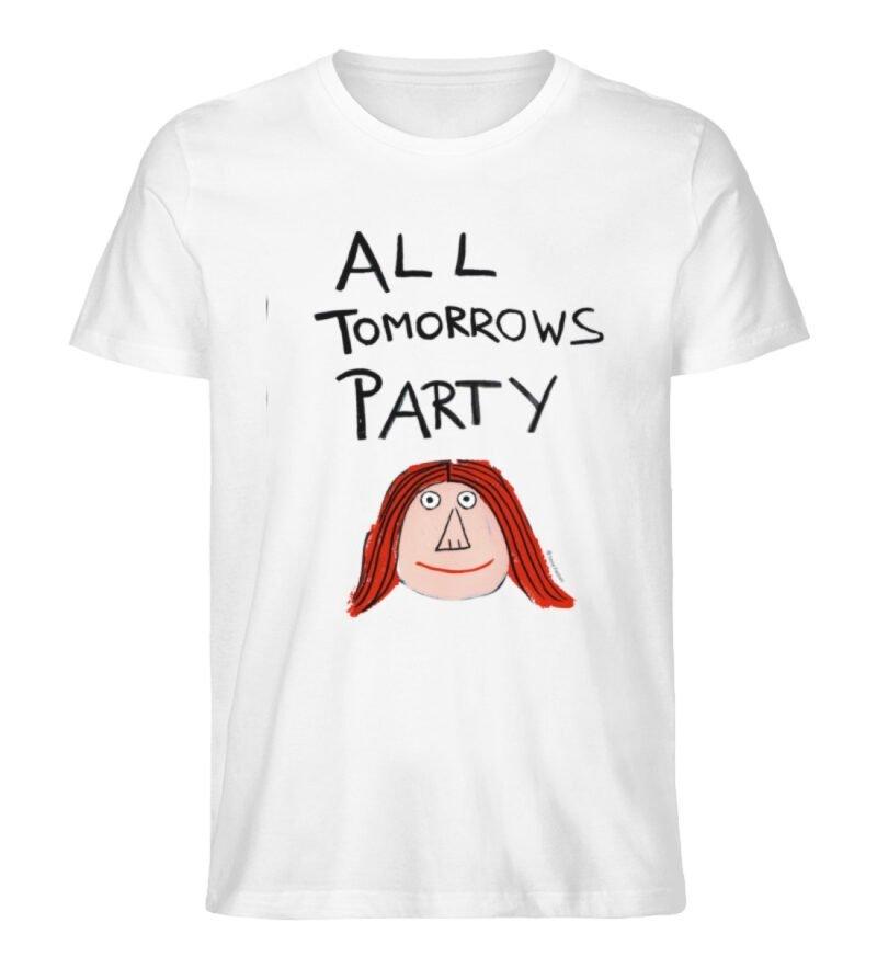 """All tomorrows Party"" von Irene Faster - Men Premium Organic Shirt-3"