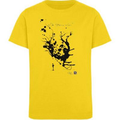 """""""Die Sterne sehen"""" von Otto Kotzebue - Kinder Organic T-Shirt-6885"""