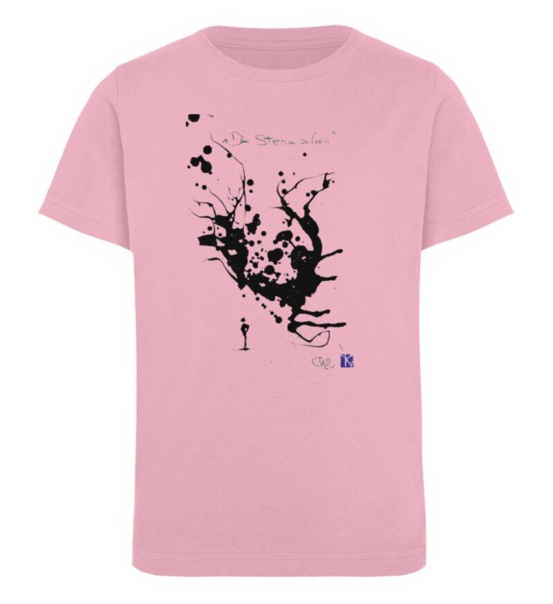"""""""Die Sterne sehen"""" von Otto Kotzebue - Kinder Organic T-Shirt-6883"""