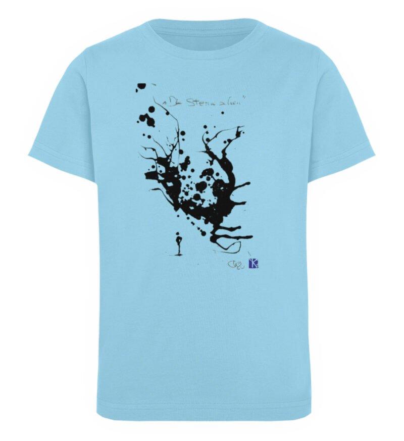 """""""Die Sterne sehen"""" von Otto Kotzebue - Kinder Organic T-Shirt-674"""