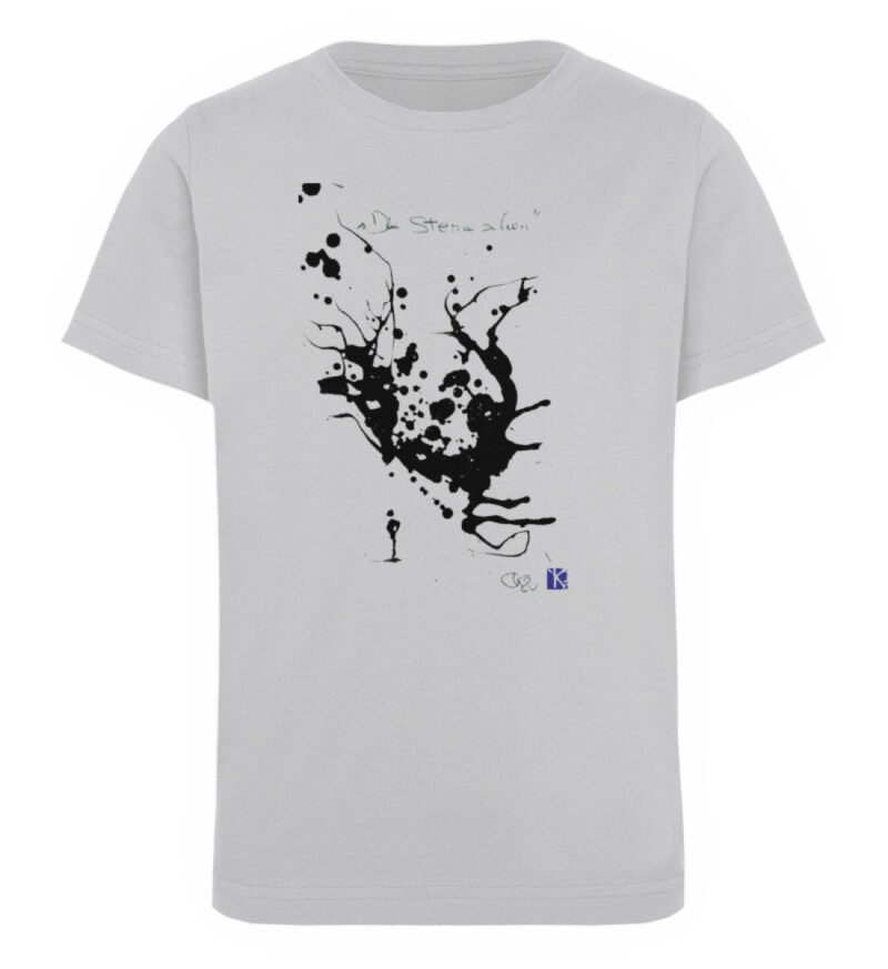 """""""Die Sterne sehen"""" von Otto Kotzebue - Kinder Organic T-Shirt-17"""