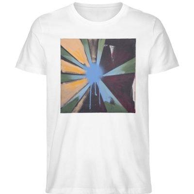 """Sternblau"" Heribert Heindl - Men Premium Organic Shirt-3"