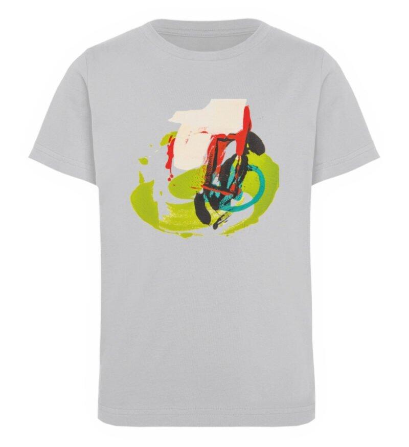 """""""Die Zukunft wird knapp"""" von Sara - Kinder Organic T-Shirt-17"""