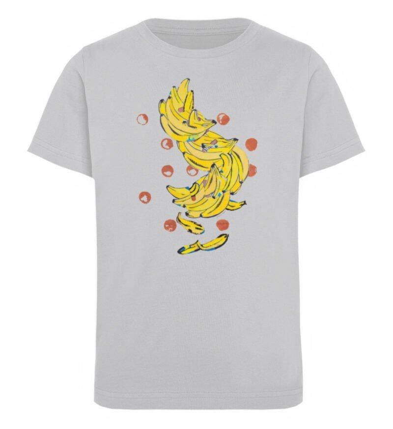 """""""Bananas"""" von Alrun Prünster Soares - Kinder Organic T-Shirt-17"""