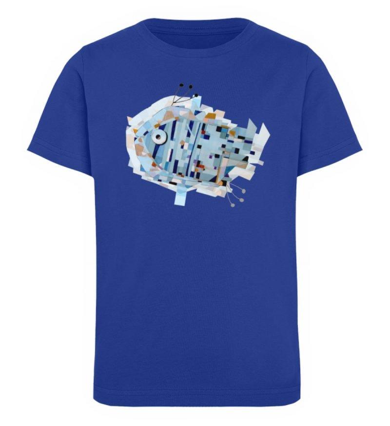 """""""pesce"""" von Livio Cassa - Kinder Organic T-Shirt-668"""