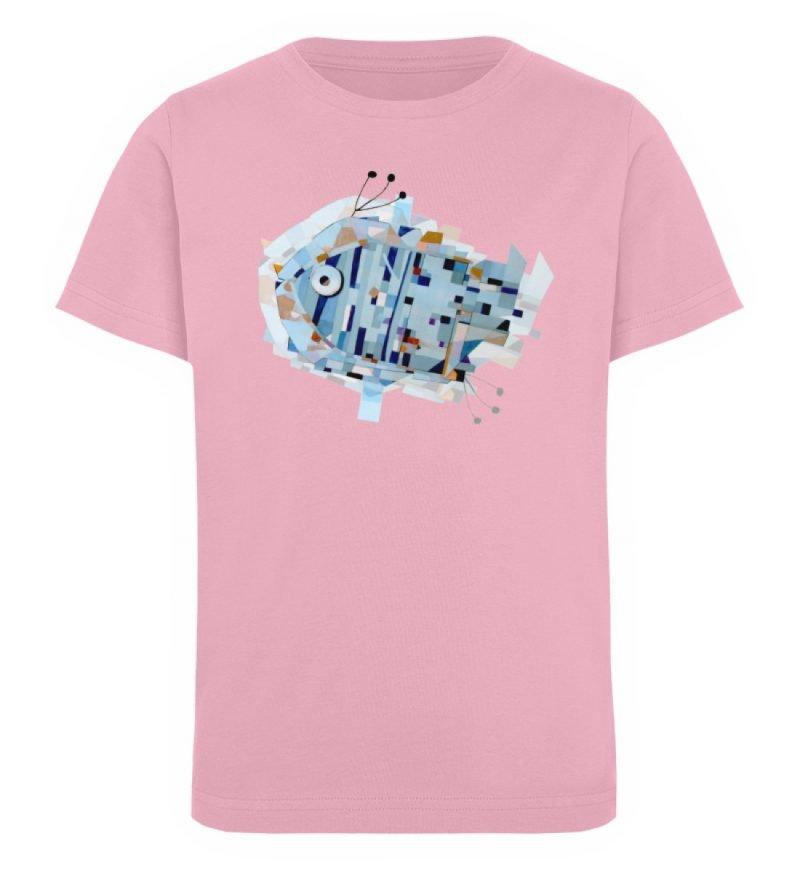 """""""pesce"""" von Livio Cassa - Kinder Organic T-Shirt-6883"""