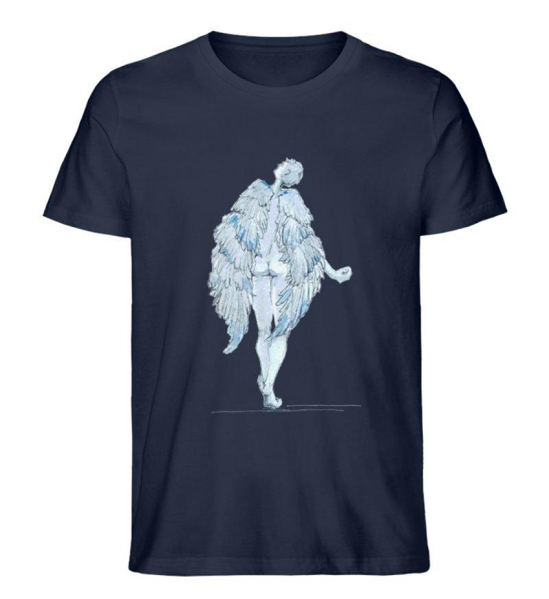 """""""angelo"""" von Michela Buttignon - Herren Premium Organic Shirt-6959"""