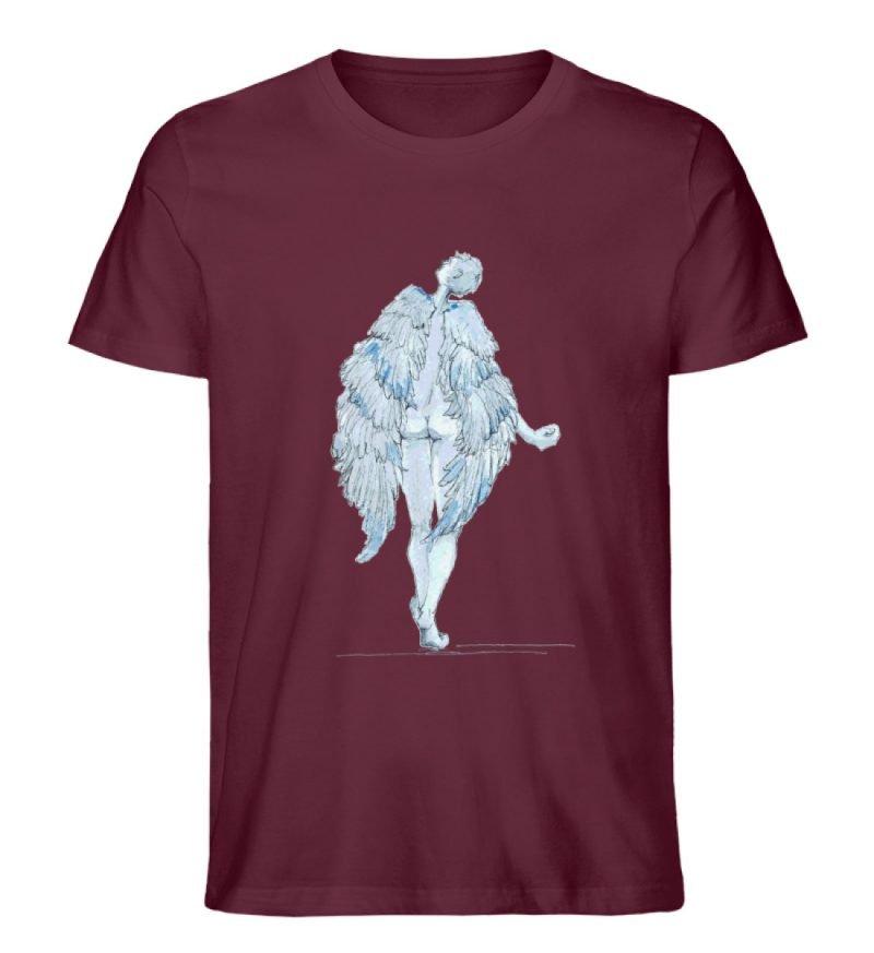 """""""angelo"""" von Michela Buttignon - Herren Premium Organic Shirt-839"""