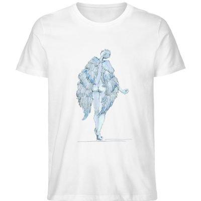 """""""angelo"""" von Michela Buttignon - Herren Premium Organic Shirt-3"""