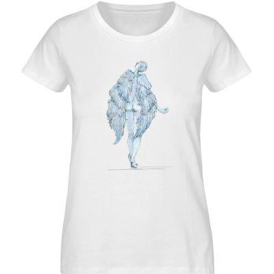 """angelo"" von Michela Buttignon - Damen Premium Organic Shirt-3"