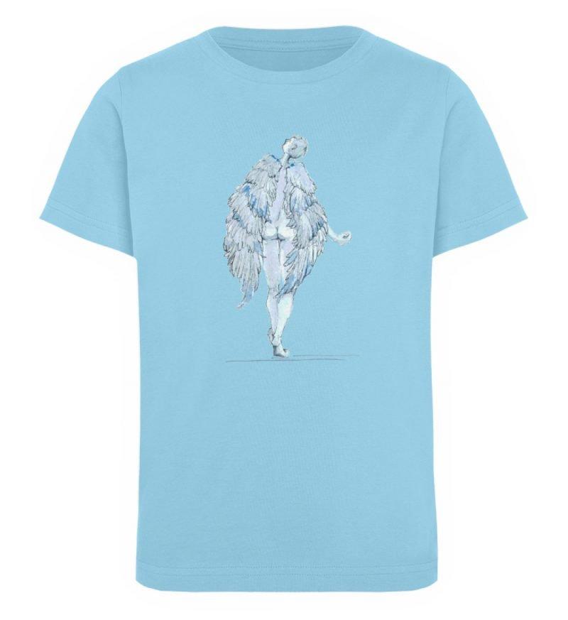 """""""angelo"""" von Michela Buttignon - Kinder Organic T-Shirt-674"""
