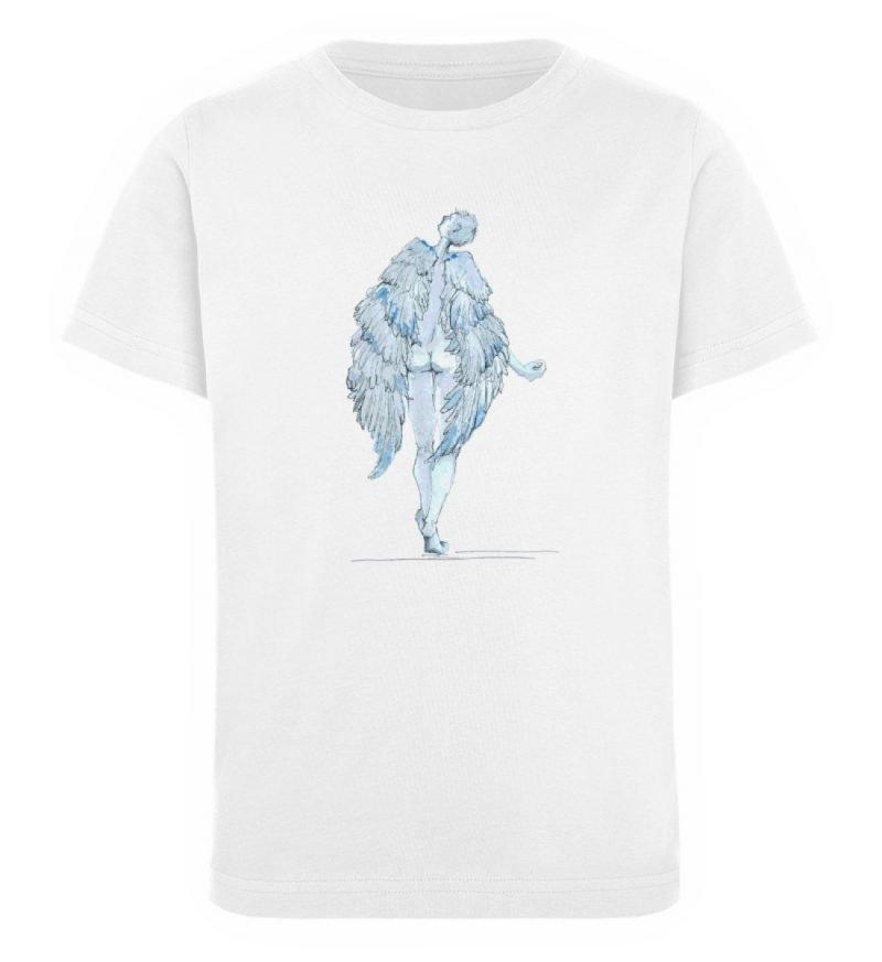 """""""angelo"""" von Michela Buttignon - Kinder Organic T-Shirt-3"""