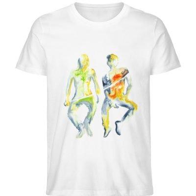 """p. souverain"" von Sophia Kirst - Herren Premium Organic Shirt-3"