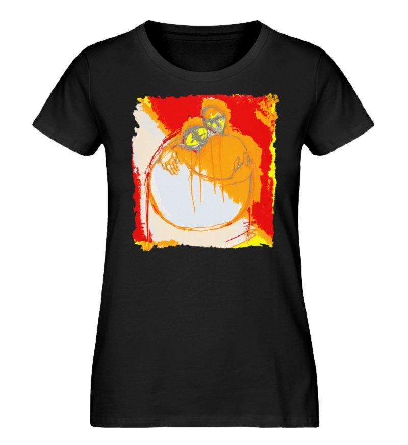 """""""un abbraccio"""" von Michela Buttignon - Damen Premium Organic Shirt-16"""