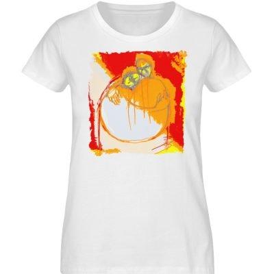 """""""un abbraccio"""" von Michela Buttignon - Damen Premium Organic Shirt-3"""