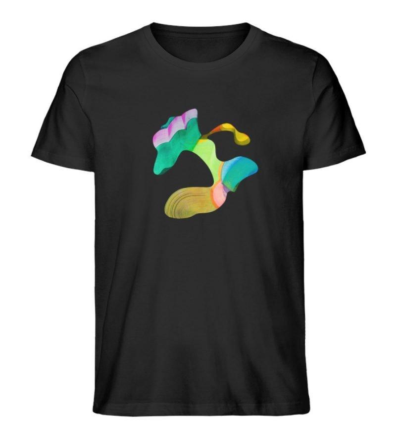 """""""Lob des Schattens 4"""" von Carolin Leyck - Herren Premium Organic Shirt-16"""