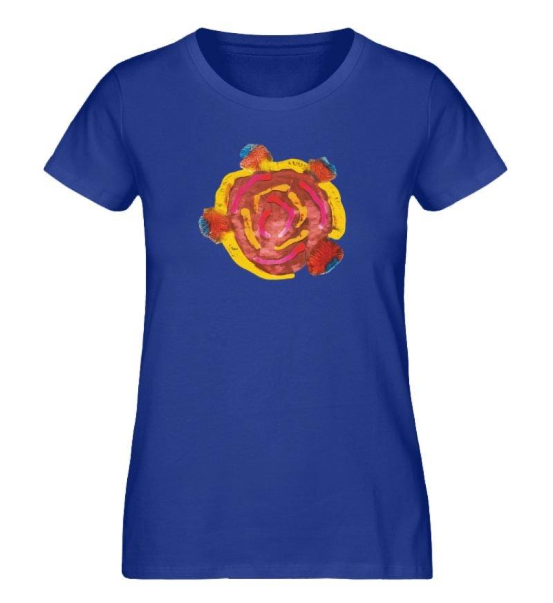 """""""Aus der Mitte 3"""" von Carolin Leyck - Damen Premium Organic Shirt-668"""