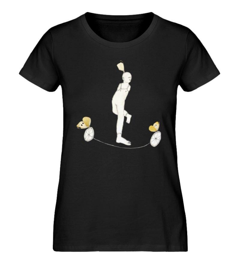 """Zampanello"" von Elisabeth Endres - Damen Premium Organic Shirt-16"