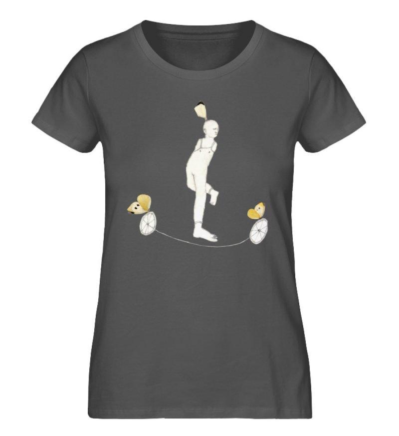 """Zampanello"" von Elisabeth Endres - Damen Premium Organic Shirt-6903"