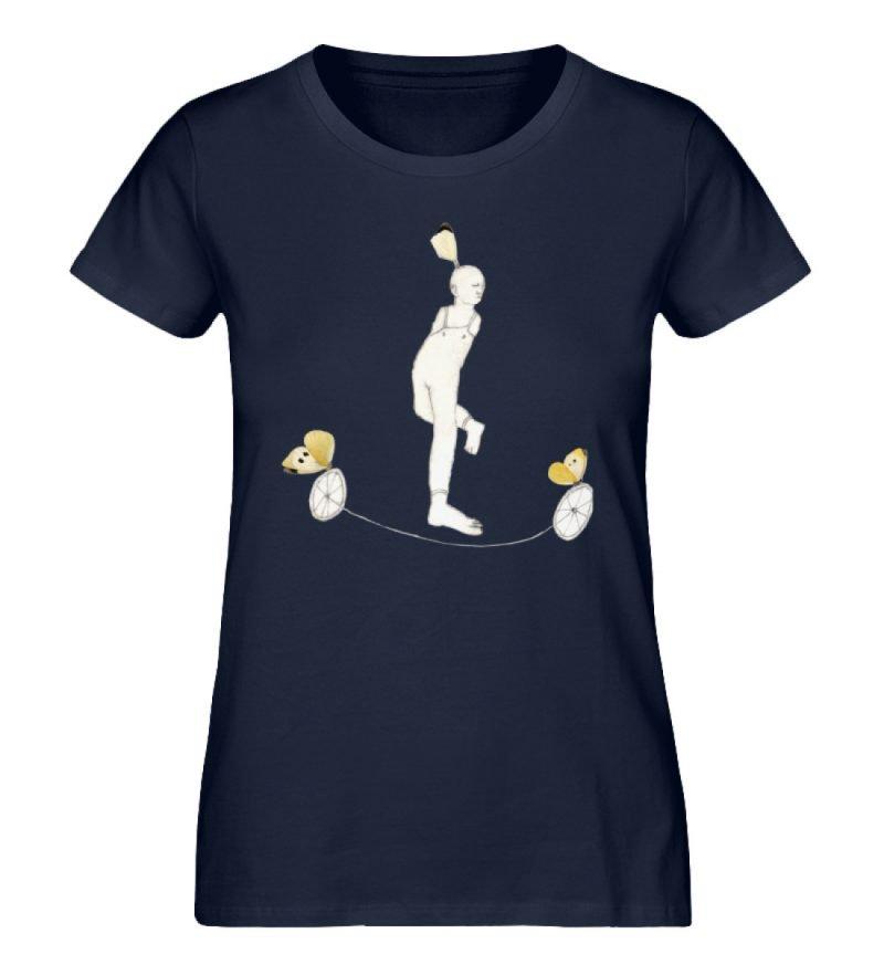 """Zampanello"" von Elisabeth Endres - Damen Premium Organic Shirt-6959"
