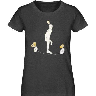 """Zampanello"" von Elisabeth Endres - Damen Premium Organic Shirt-6881"