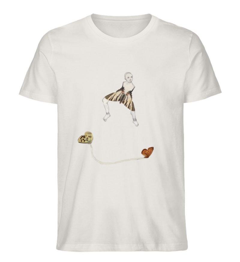"""""""Lolita"""" von Elisabeth Endres - Herren Premium Organic Shirt-6865"""