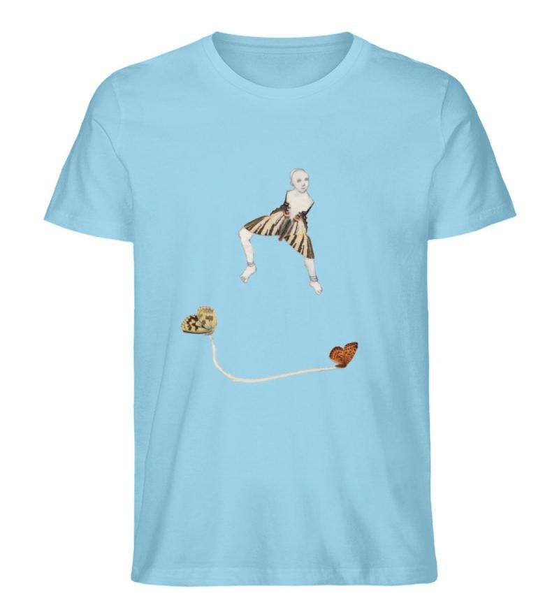 """""""Lolita"""" von Elisabeth Endres - Herren Premium Organic Shirt-674"""