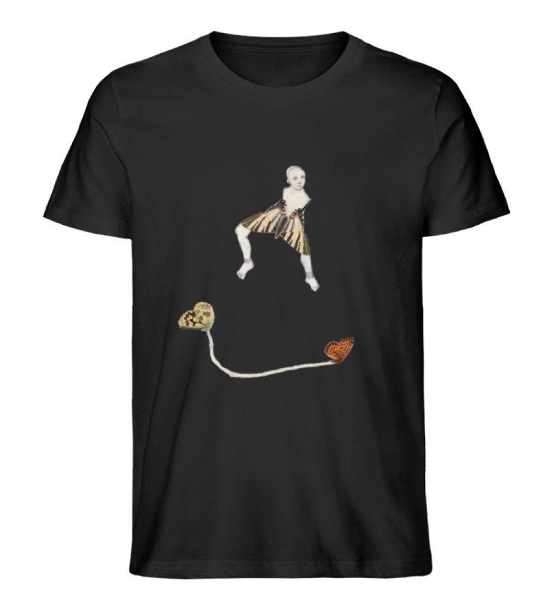 """""""Lolita"""" von Elisabeth Endres - Herren Premium Organic Shirt-16"""