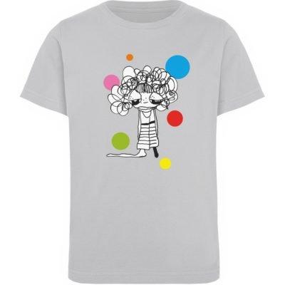 """""""Standpunkte Dream"""" von Susanne Beucher - Kinder Organic T-Shirt-17"""