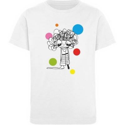 """""""Standpunkte Dream"""" von Susanne Beucher - Kinder Organic T-Shirt-3"""