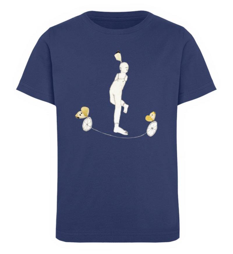 """""""Zampanello"""" von Elisabeth Endres - Kinder Organic T-Shirt-6057"""
