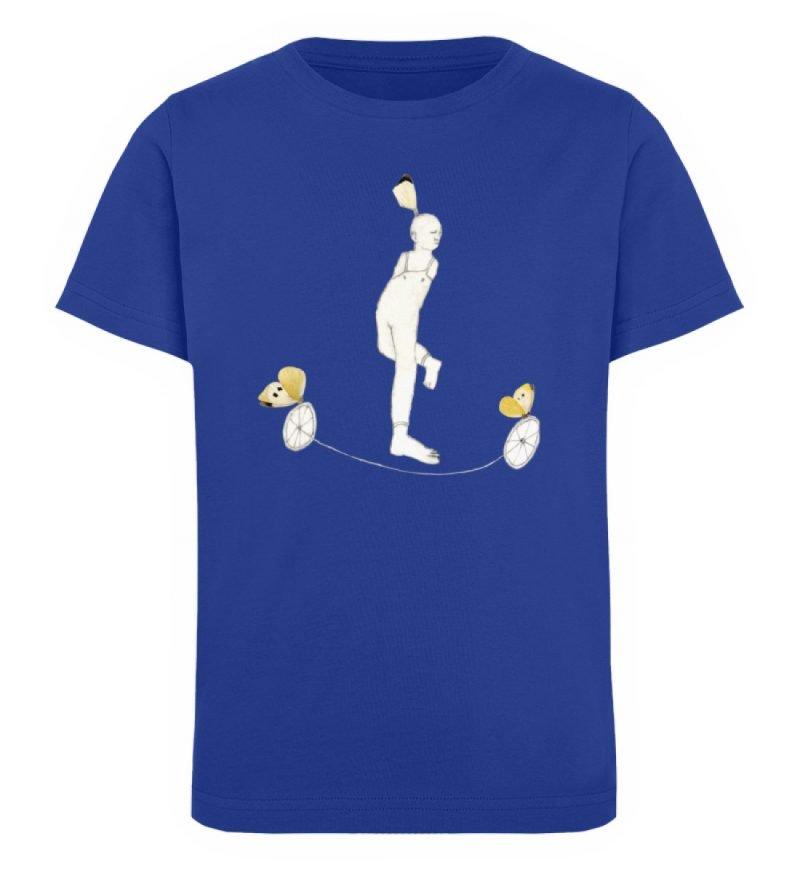 """""""Zampanello"""" von Elisabeth Endres - Kinder Organic T-Shirt-668"""