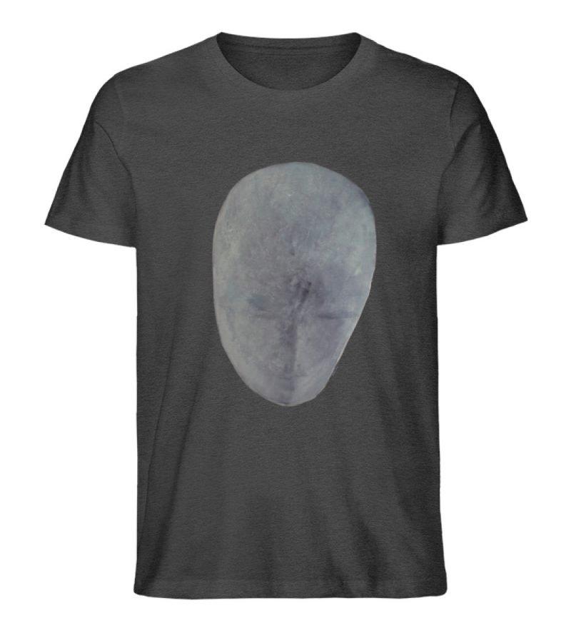 """""""Kopf III"""" von Birgit Jung - Herren Premium Organic Shirt-6881"""