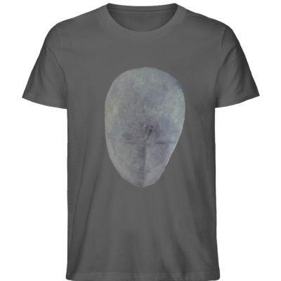 """""""Kopf III"""" von Birgit Jung - Herren Premium Organic Shirt-6903"""