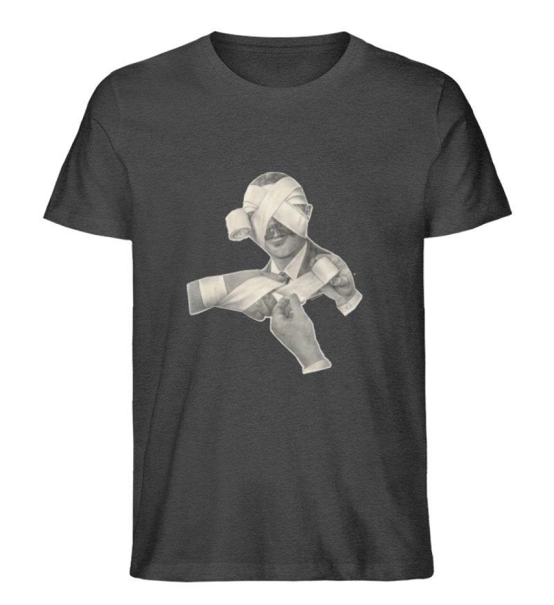 """""""Schlemiel"""" von Elisabeth Endres - Herren Premium Organic Shirt-6881"""
