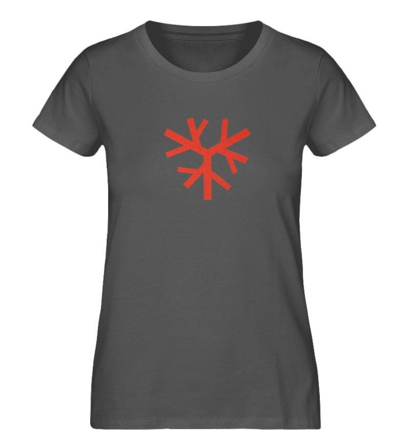 """""""Verzweigung"""" von Monika Kapfer - Damen Premium Organic Shirt-6903"""