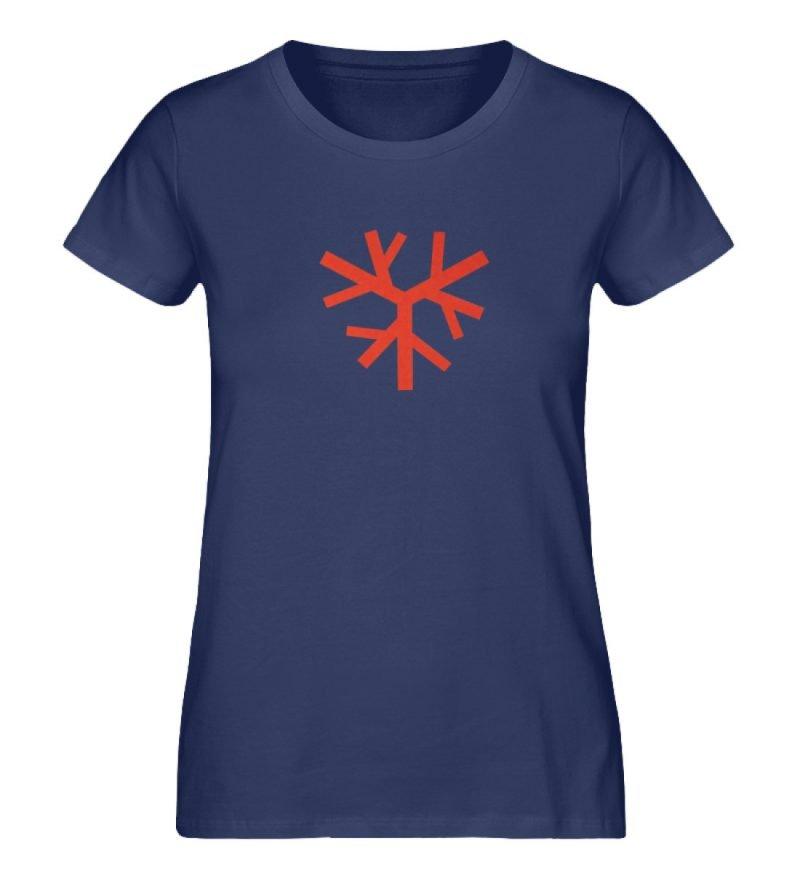 """""""Verzweigung"""" von Monika Kapfer - Damen Premium Organic Shirt-6057"""