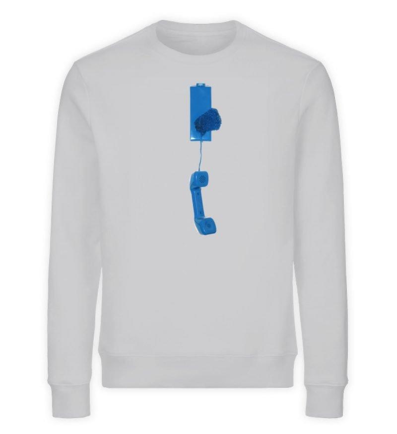 """""""Nebensächliches, Abseitiges, Vergessene - Unisex Organic Sweatshirt-17"""
