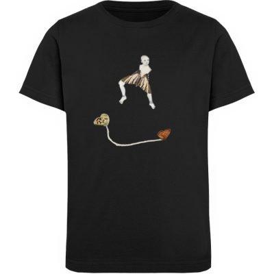 """""""Lolita"""" von Elisabeth Endres - Kinder Organic T-Shirt-16"""