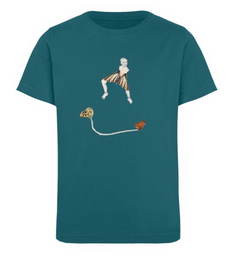 """""""Lolita"""" von Elisabeth Endres - Kinder Organic T-Shirt-6878"""