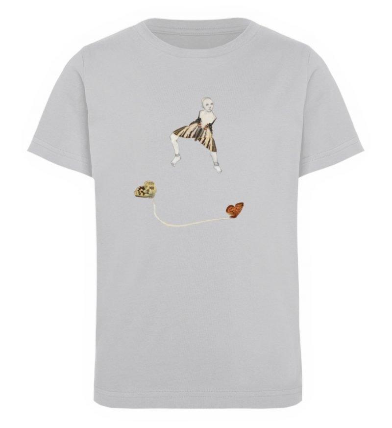 """""""Lolita"""" von Elisabeth Endres - Kinder Organic T-Shirt-17"""