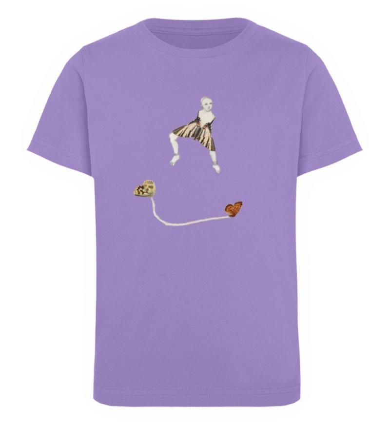 """""""Lolita"""" von Elisabeth Endres - Kinder Organic T-Shirt-6884"""