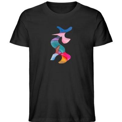"""""""Lob des Schattens 3"""" von Carolin Leyck - Herren Premium Organic Shirt-16"""