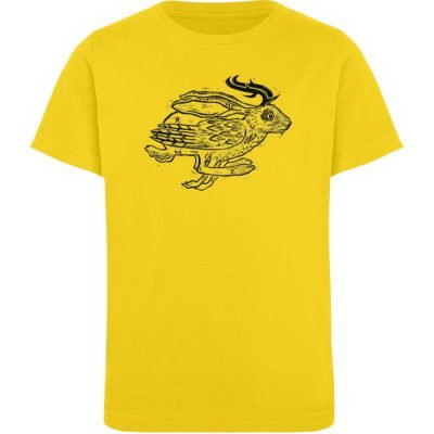 """""""Wolper"""" von Ruth Melamen - Kinder Organic T-Shirt-6885"""
