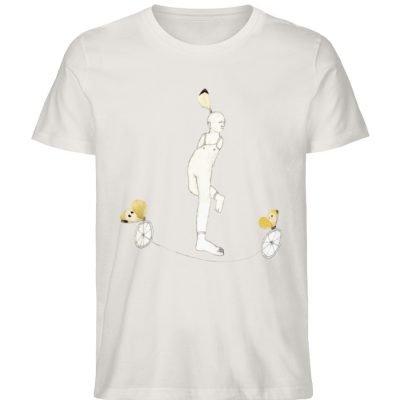 """""""Zampanello"""" von Elisabeth Endres - Herren Premium Organic Shirt-6865"""