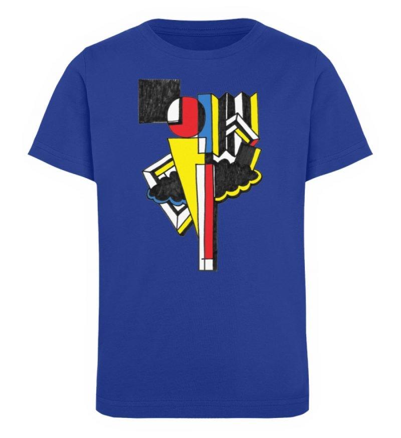 """""""Lollyportrait"""" von Alex Rath - Kinder Organic T-Shirt-668"""