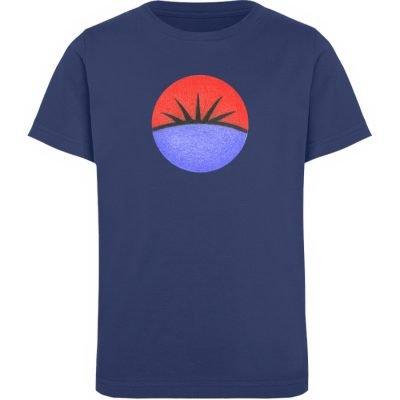 """Auge"" von Monika Kapfer - Kinder Organic T-Shirt-6057"
